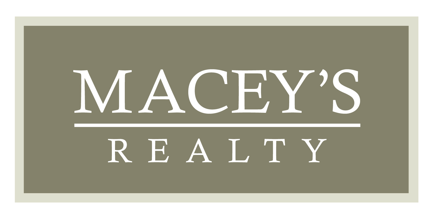 Macey's Realty